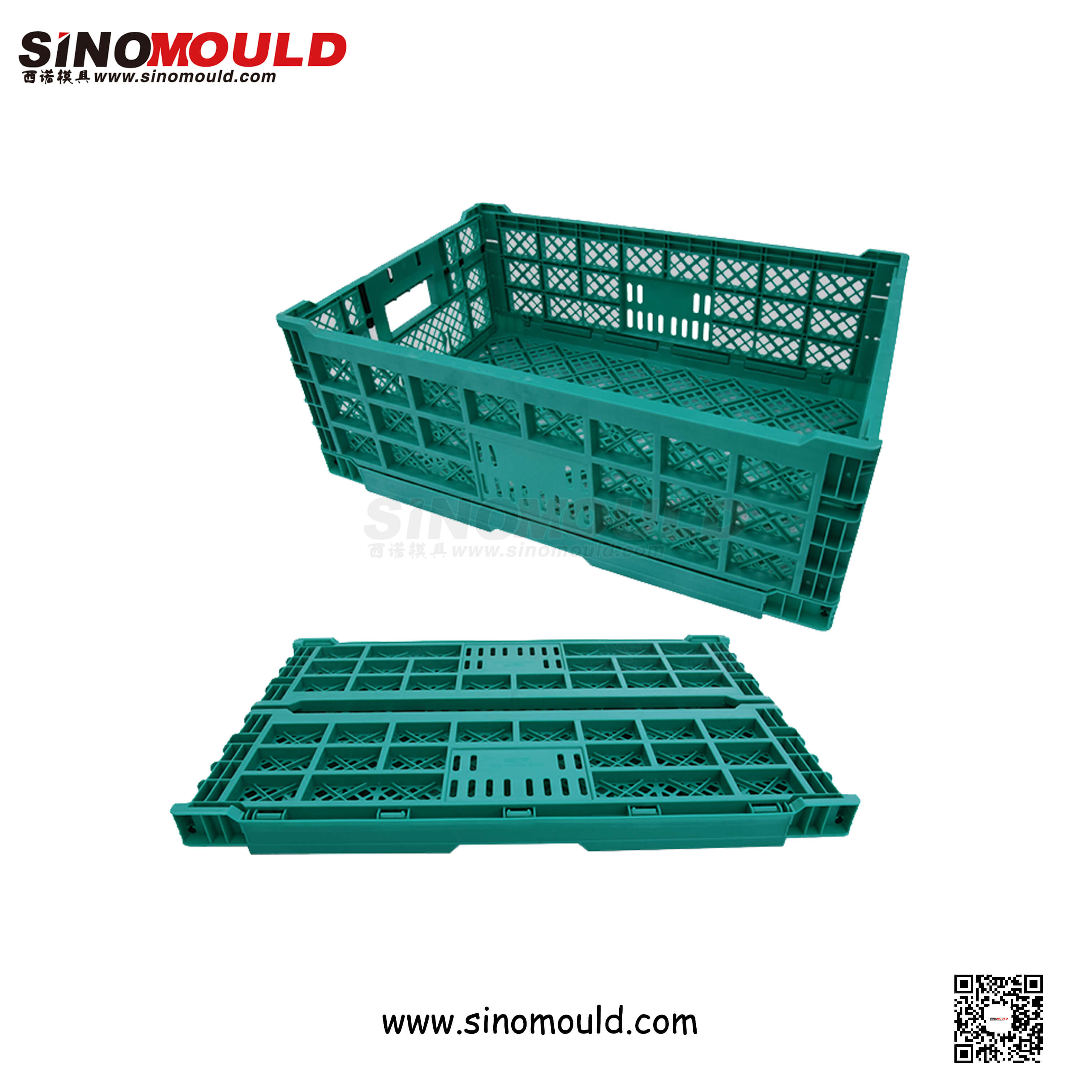 The Advantage of SHG Foldable Crates F Series